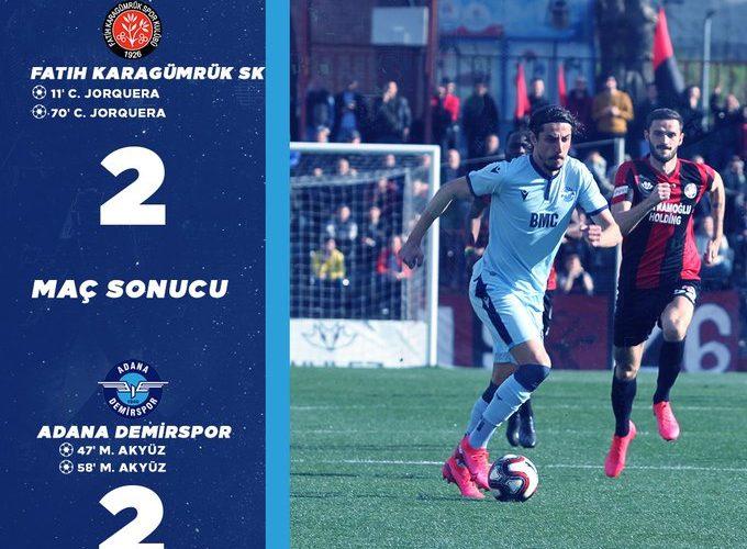 Giresunspor Eskişehirspor deplasmanında