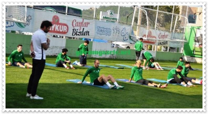 Giresunsporda yabancı futbolcular