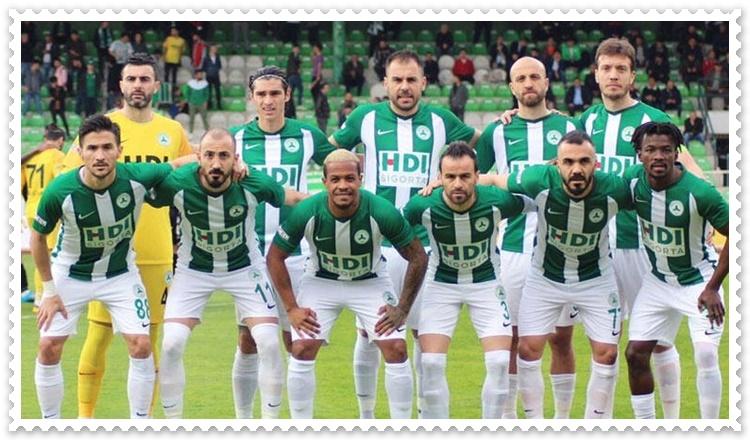 Giresunspor futbol takımı