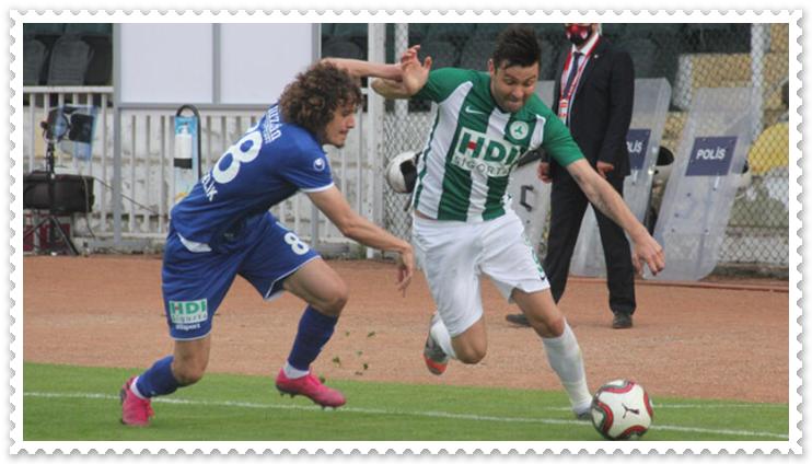 Giresunspor Erzurumspor maçı