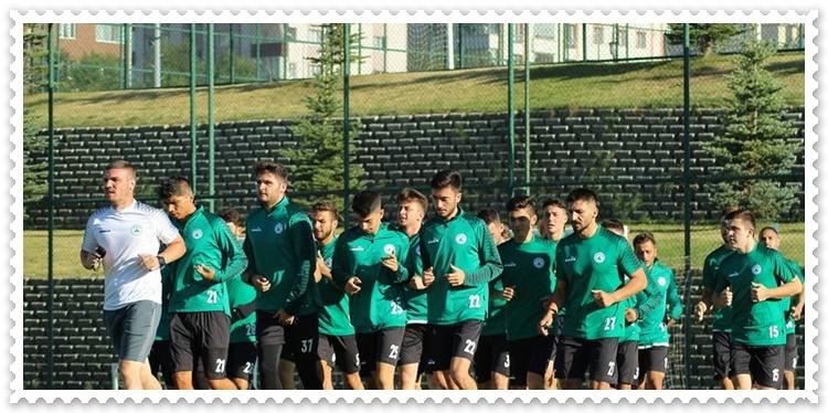 Giresunspor Futbolcuları Sözleşme İmzaladı!